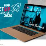 Sonja Kušumović - grafička dizajnerica: Start Up je mjesto za njega ali i za nju