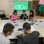 """Pripreme za FIRST LEGO League takmičenje LEGO tima OŠ """"Desanka Maksimović"""""""