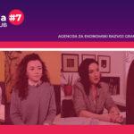 HUB media #7 : priče o mladim ženama iz našeg grada