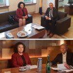 Direktorica FIPA-e o saradnji sa Privrednom komorom Austrije i Ambasadom BiH u Beču