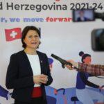 Program saradnje Švajcarske u BiH 2021–2024
