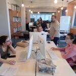 Prijedor Circle Hub: Realizovan WordPress kurs za djevojke i žene